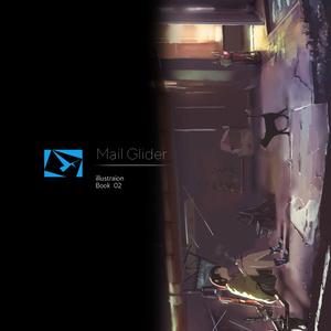 Mail Glider illustration Book 02