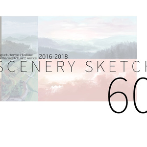 SCENERY SKETCH 60