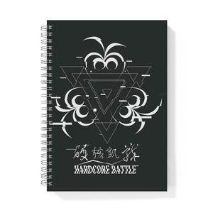 RingNotebook【硬核凱戰】