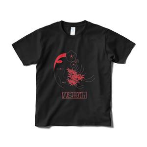 T-shirt_ComicTrip_Black【能樂神華】