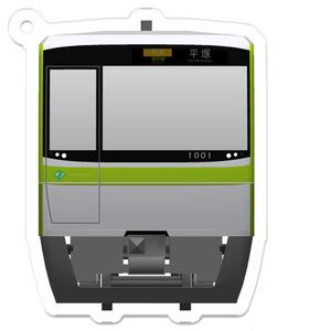 神速鉄道S1000R系アクリルキーホルダー(Ver2)