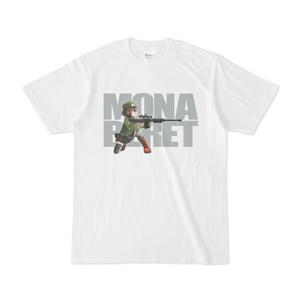 モナベレーTシャツ(グレー)