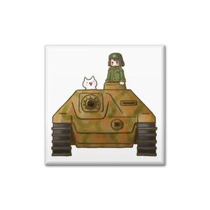 14式投げMONA戦車