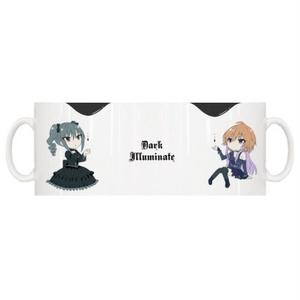 【sold out】ダークイルミネイト マグカップ