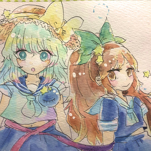 「Gift」原画
