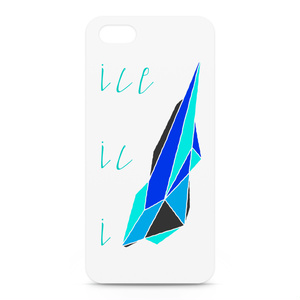 ice-ic-i iPhoneケース
