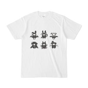 トリハダサンTシャツ
