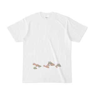 ワラジ虫(複数)Tシャツ