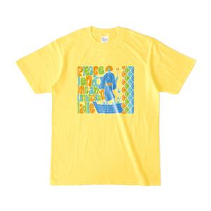 船幽霊Tシャツ(黄色)