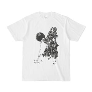 「薨」白Tシャツ(値下げ版)