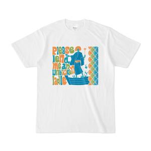 船幽霊白Tシャツ(値下げ版)