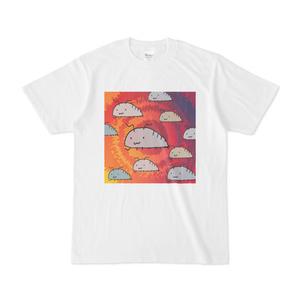 ワラジ虫いっぱい居るTシャツ(値下げ版)