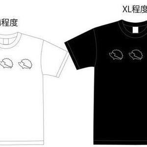 ハリネズミTシャツ