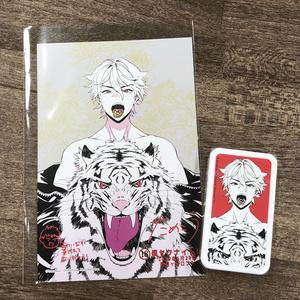 ためこうトークライブ[R18僕セクナイト!!]『僕のセックススター』イベント グッズセット