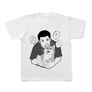 柴パンチ!! Tシャツ