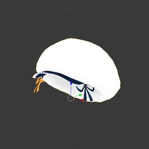 帽子(無料配布)