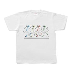 セーラーおんなのこTシャツ