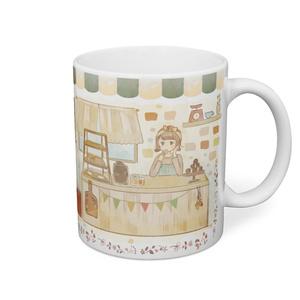 パン屋さんマグカップ