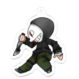 【DeadbyDaylight】ザ・リージョン アクリルキーホルダー【DBD】