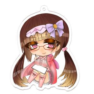 【FGO】刑部姫 アクリルキーホルダー