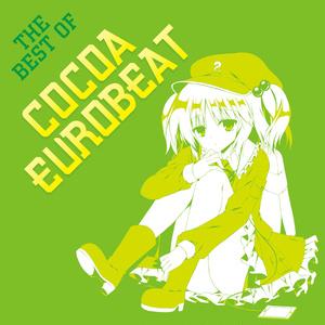 【サイン付き】THE BEST OF COCOA EUROBEAT + RED TOKYO 例大祭特別セット!【CD2枚】