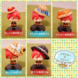 🎀推し色リボン🎀帽子シリーズ  カタログ