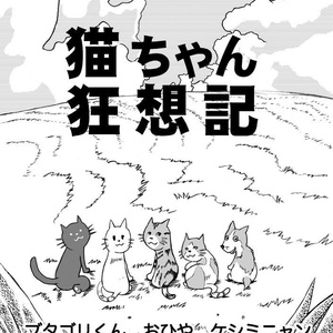 猫ちゃん狂想記