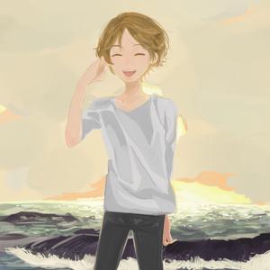ヒロと海T