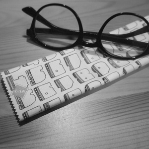 メガネ拭き -number-