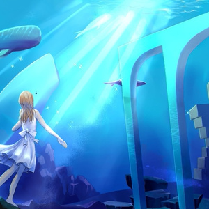 【Msyrfa】夢鯨
