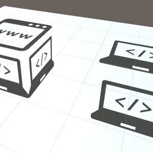 看板・スイッチ用Cube