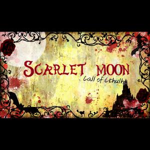 【CoC6版/16p】PDF版「スカーレット・ムーン」 クトゥルフ神話trpgシナリオ