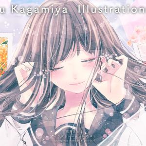 【完売】Lulu Kagamiya Illustrations #1