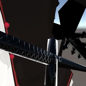 59ポリゴンの黒刀