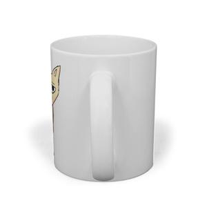 クロウバー家のひげねこマグカップ