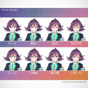 【オリジナル3Dモデル】アーミリィ