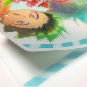 ゴン/キルア A5クリアファイル