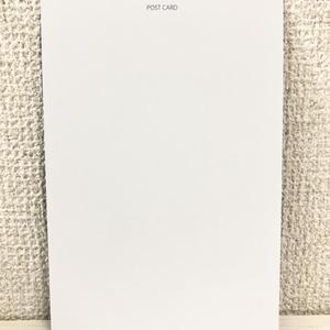 POST CARD「エリザベスカラー」