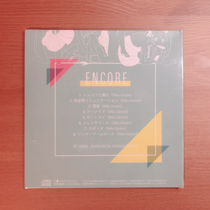 【CD】ENCORE