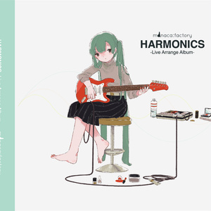 【CD】 HARMONICS