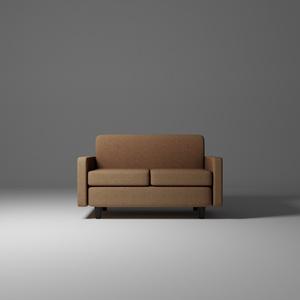 【3Dモデル】simple sofa