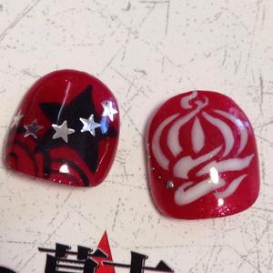 Sale!! ペディチップ 幕末Rock(龍馬ver.)