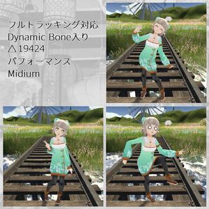 オリジナル3Dモデル『そあら』