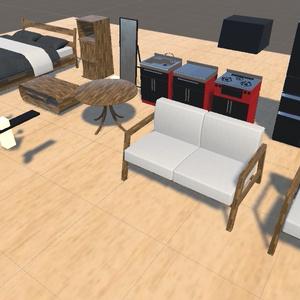 VRChat向け家具セット(3)