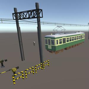 CQ_Train(電車)