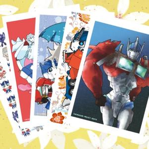 ポストカード5種セット