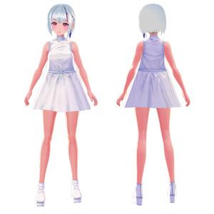 【VRoid】人外肌テクスチャ