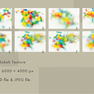 【高画質写真素材】Bokeh1(Glass)