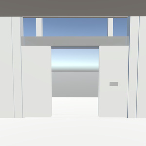 VRChatワールド向けエレベーターモジュール