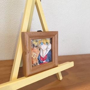 【ミニ原画】ギッタンバッコン【特典アリ】